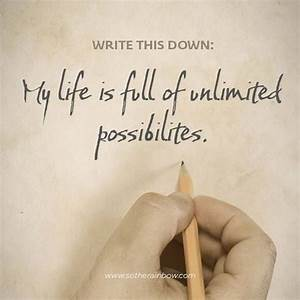 unlimited possibilities | Life | Pinterest