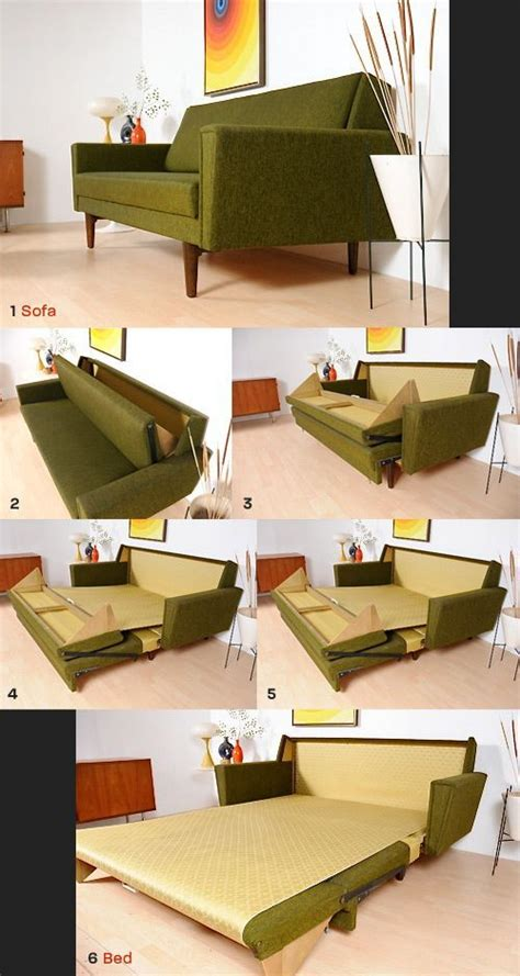 Small Apartment Sofa Bed by Mid Century Modern Sofa Bed Folding Bed Small Apartment