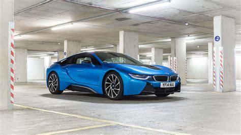 2016 Blue BMW I8 UHD 4K Wallpaper | Pixelz