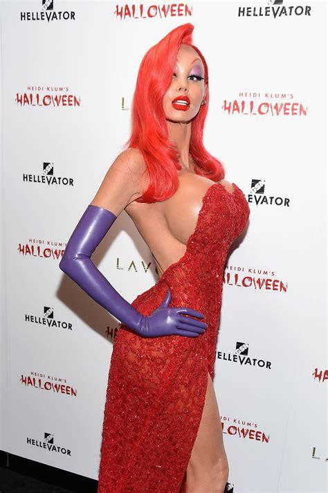 heidi klum finally reveals  years costume proves