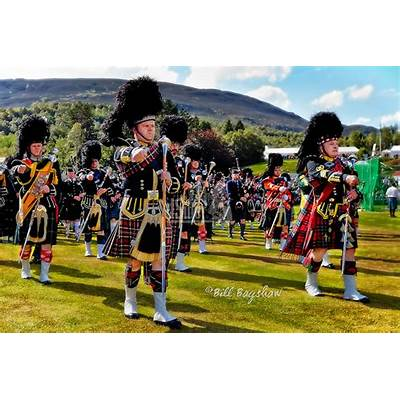 Braemar Gathering takes on the first Saturday in September
