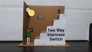 Staircase Light Switch System