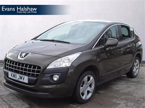 peugeot 1008 used used 2011 peugeot 3008 1 6 hdi 112 sport 5dr for sale in