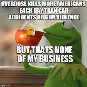 Kermit That's None of My Business but Meme