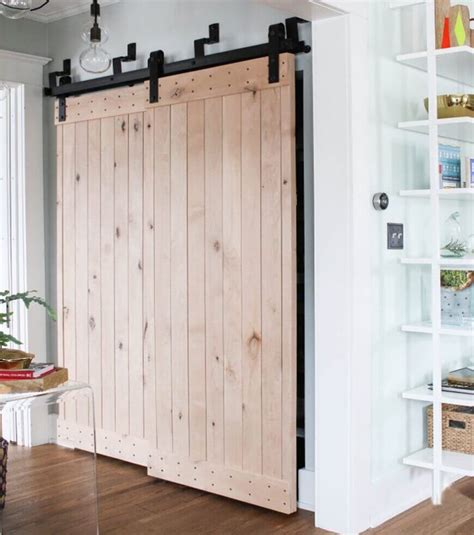 sliding closet barn doors 30 sliding barn door designs and ideas for the home
