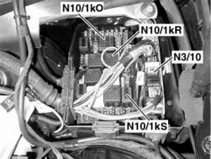 Where Can I Find The Secondary Air Injection Relay And