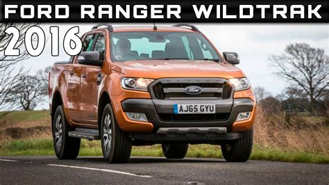 2016 ford ranger wildtrak review rendered price specs release date