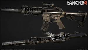 Far Cry 4: P416/HK416: The P416, along with all FC3 ...