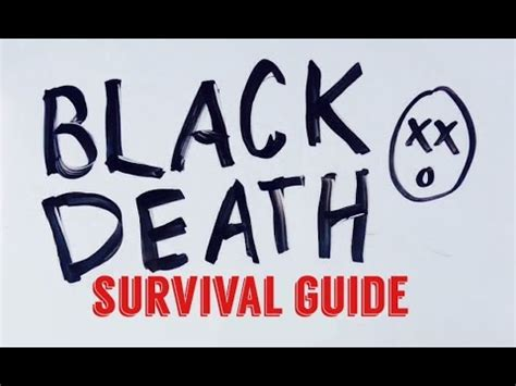 Black Death Survival Guide (world History Project) Youtube