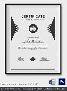 9 award certificate examples free premium templates With winners certificate template