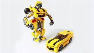 New Bumblebee Transformer Fold Instructions