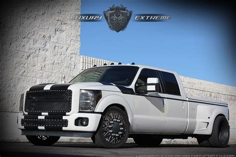 luxury ford trucks dually truck ford dually custom trucks trucks badass
