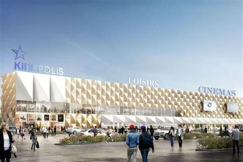 centre commercial maison neuve d 233 marrage de chantier du retail park les
