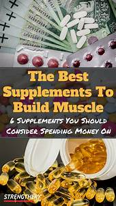Best Supplements For Strength Training