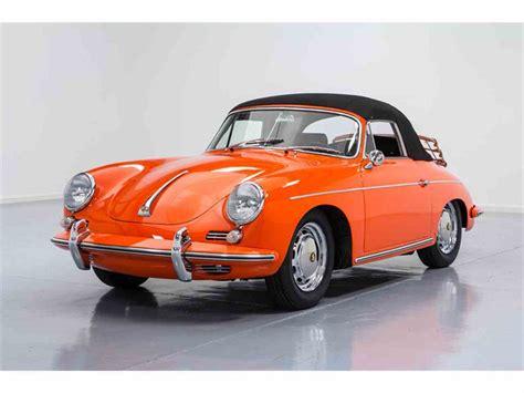 1965 Porsche 356 C Cabriolet For Sale