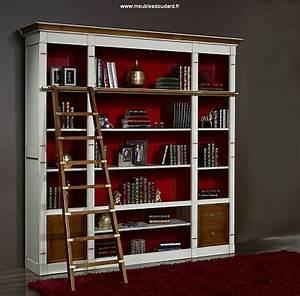 Meuble Bibliothèque Bois : biblioth que modulable en bois meuble rangement biblioth que sur mesures biblioth que sur ~ Teatrodelosmanantiales.com Idées de Décoration
