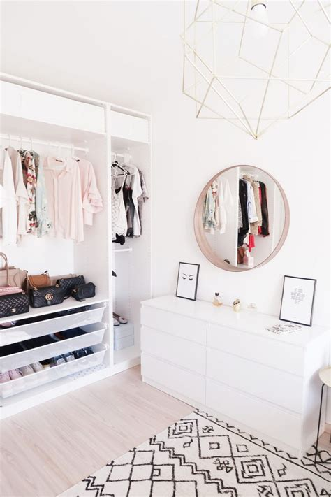 Bedroom Wardrobe Ideas Ikea by 1000 Ideas About Bedroom Turned Closet On