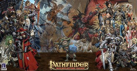 Pathfinder Background Pathfinder License Is Picked Up By Obsidian Entertainment