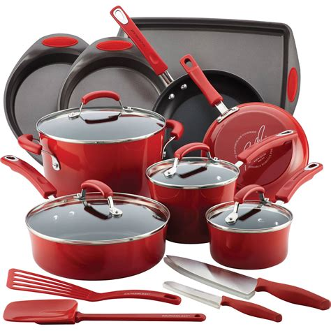 Rachael Ray Hardanodized Nonstick 12piece Cookware Set. Home Decorations Collections. Dorm Room Rug. Decorative Ceiling Fixtures. Dining Room Decore. Living Room Storage Cabinet. Decorative Storage Cabinet. Little Mermaid Table Decorations. Decorating Games For Girls