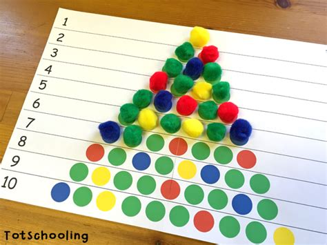 preschool christmas game tree learning activities for toddlers amp prek 227