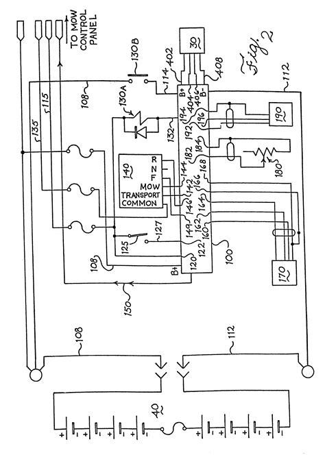 42 volt western golf cart wiring diagram 42 get free