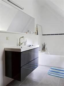 Waschbeckenschrank Mit Waschbecken : godmorgon br viken waschbeckenschrank mit 2 schubladen 100x49 cm 68 cm hoch hochglanz grau ~ Eleganceandgraceweddings.com Haus und Dekorationen