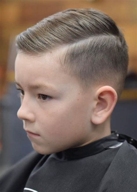 Boy Hairstyles by 25 Excellent School Haircuts For Boys Styling Tips