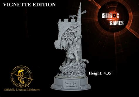 frazetta miniatures by killbox kickstarter