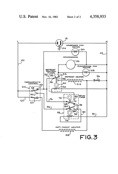 Paragon Defrost Timer Wiring Diagram Gallery