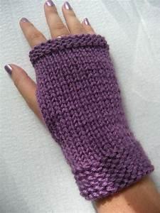 Modele De Tricotin Facile : modele tricot jersey mitaine ~ Melissatoandfro.com Idées de Décoration
