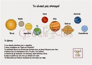 Solar System Test Printable (page 2) - Pics about space