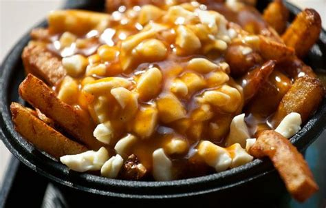 poutine cuisine top 10 foods to eat in national geographic