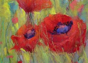 painting my world how to make your poppies pop a demo