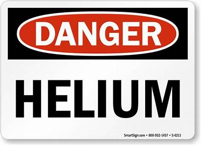 Helium Signs Warning Sign Danger Mysafetysign Zoom