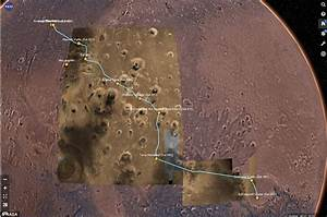 Follow in the Footsteps of Matt Damon in 'The Martian ...
