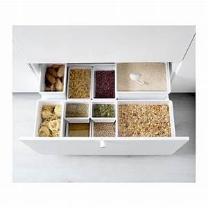 Ikea Aufbewahrung Boxen : tillsluta vorratsbeh lter mit deckel ikea organisation k che k chen ideen und vorratsbeh lter ~ Frokenaadalensverden.com Haus und Dekorationen