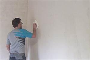 Rigips Decke Verputzen : risse im putz ausbessern netzen anleitung und tipps ~ Orissabook.com Haus und Dekorationen