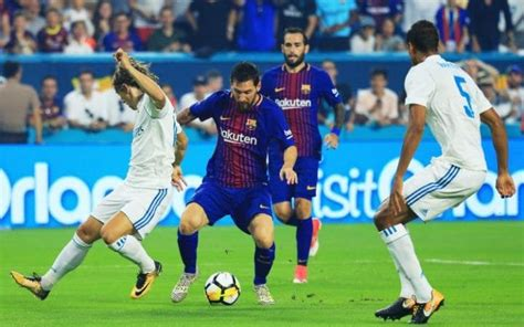 Real Madrid 2 Barcelona 3 Highlights ALL GOALS: Messi ...