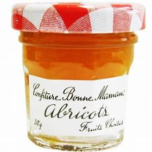 Petit Pot De Confiture : confiture portions bonne maman pot verre abricot x 60 ~ Farleysfitness.com Idées de Décoration