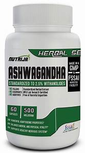 Buy Ashwagandha Extract Capsules In India