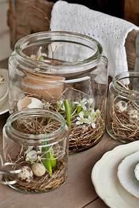 Tischdeko Für Ostern : festliche tischdeko zu ostern typische ostersymbole auf ~ Watch28wear.com Haus und Dekorationen