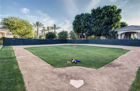 Mansion With Wiffle® Ball Field For Sale