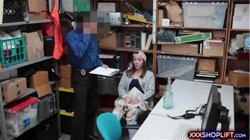 #Young #Couple #Gets #Caught #Shoplifting #And #Get #Desperate