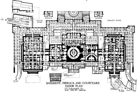 united states capitol subway system   history