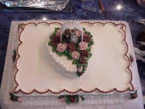 sheet wedding cakes connies cakebox wedding sheet cakes