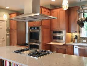 stove in island kitchens if only could seen this kitchen diane gordon design