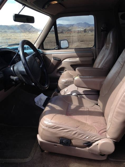 how it works cars 1994 ford bronco interior lighting 1994 ford bronco interior pictures cargurus