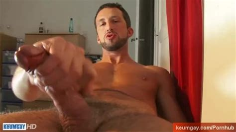 Andrea A Very Sexy Italian Hunk Get Wanked His Huge Cock