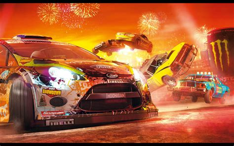 6 Dirt Showdown Hd Wallpapers  Background Images