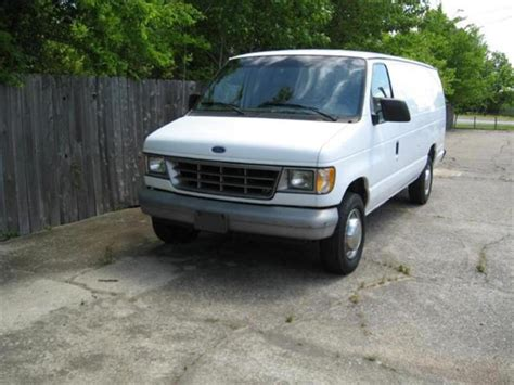 1996 Ford E 250 by 1996 Ford E 250 Information And Photos Zombiedrive